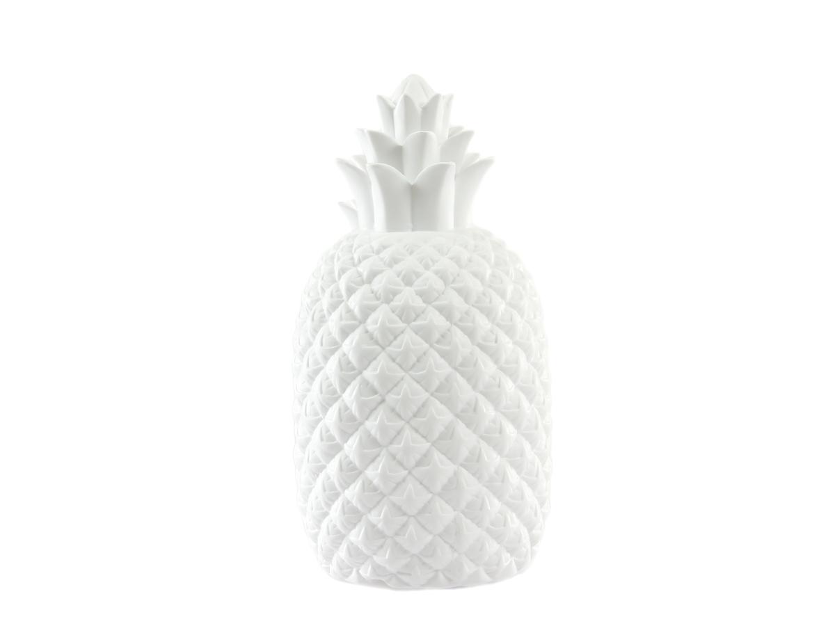 Lampe à poser Ananas Blanc - Amadeus