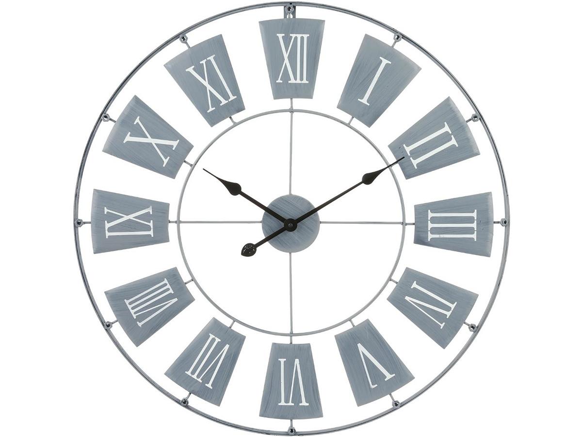 Horloge en métal ajouré \\Jardin d'Hiver\\\