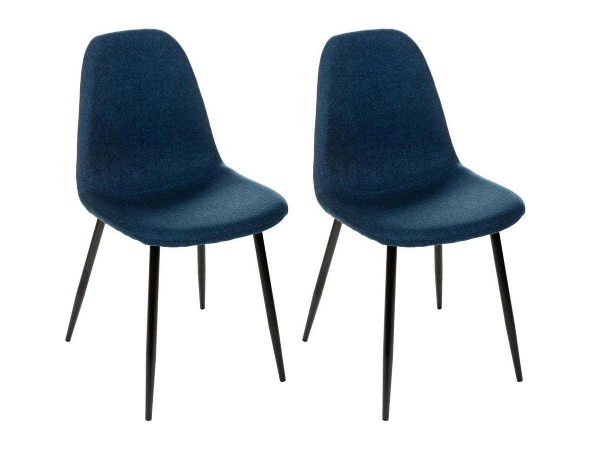 Lot de 2 chaises Tyka Karel