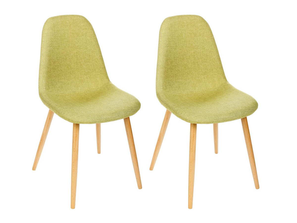 Lot de 2 chaises Nokas Lerka