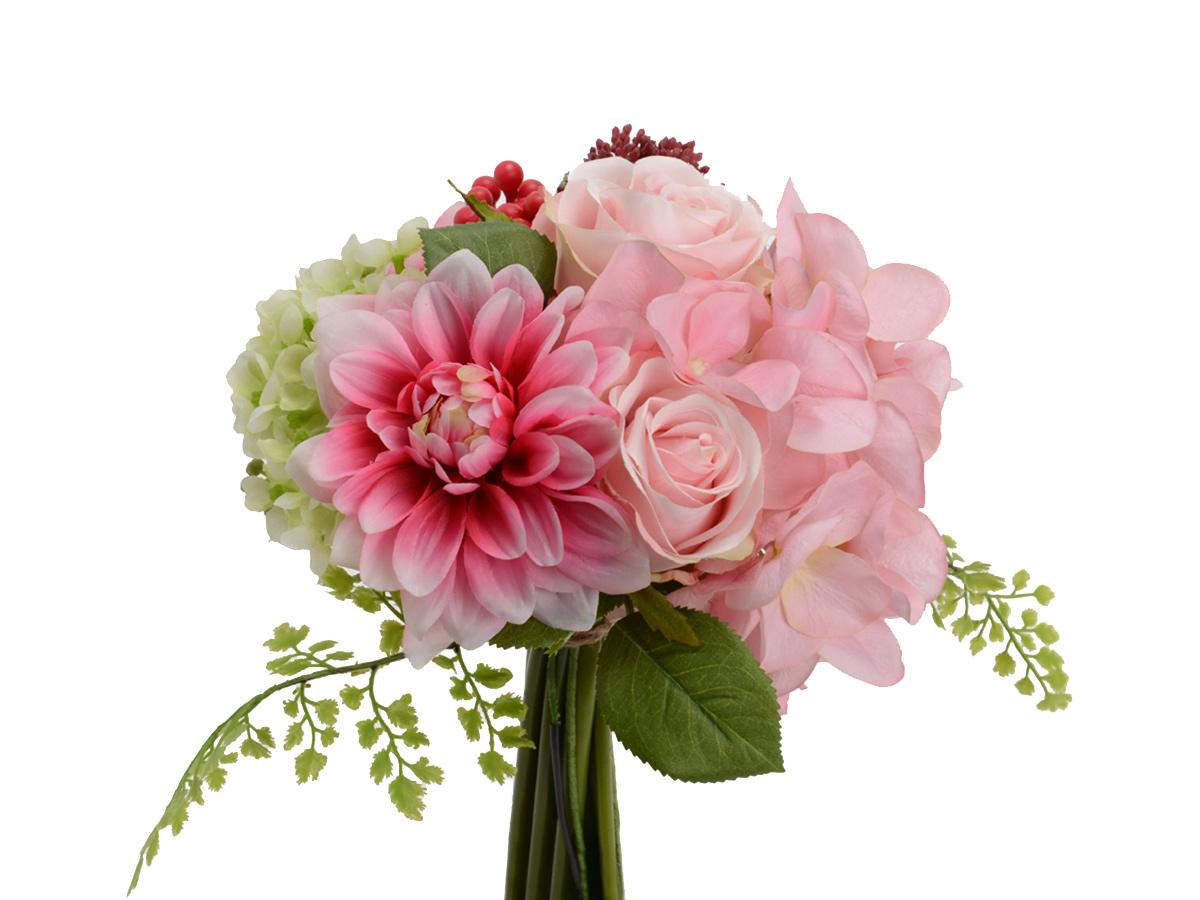 Grosse Fleur Blanche Artificielle — Lamichaure.Com