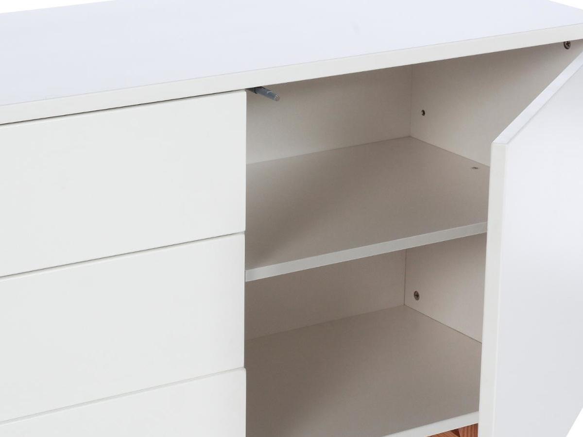 Buffet 1 porte + 3 tiroirs Awen Lovely Drops