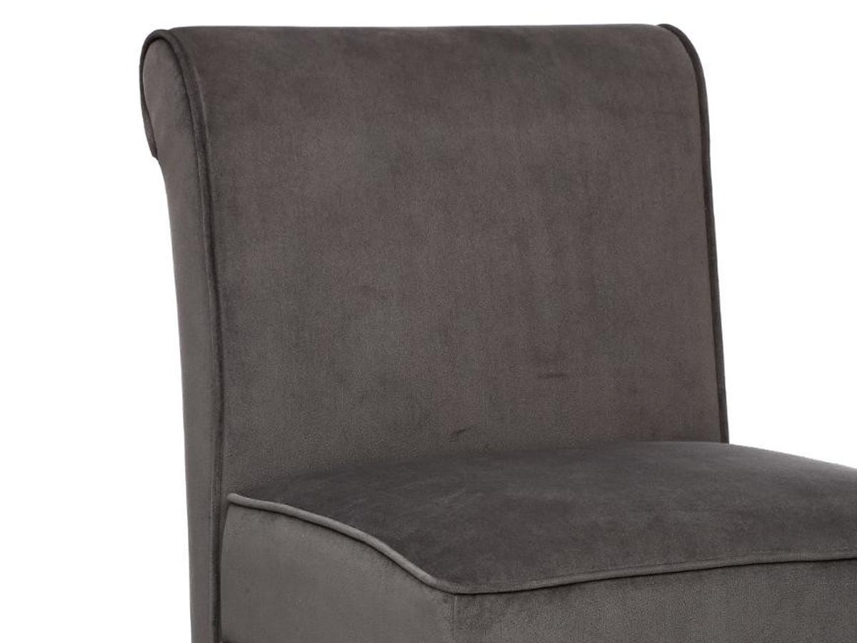 Lot de 2 fauteuils en velours Alphée - Atmosphera