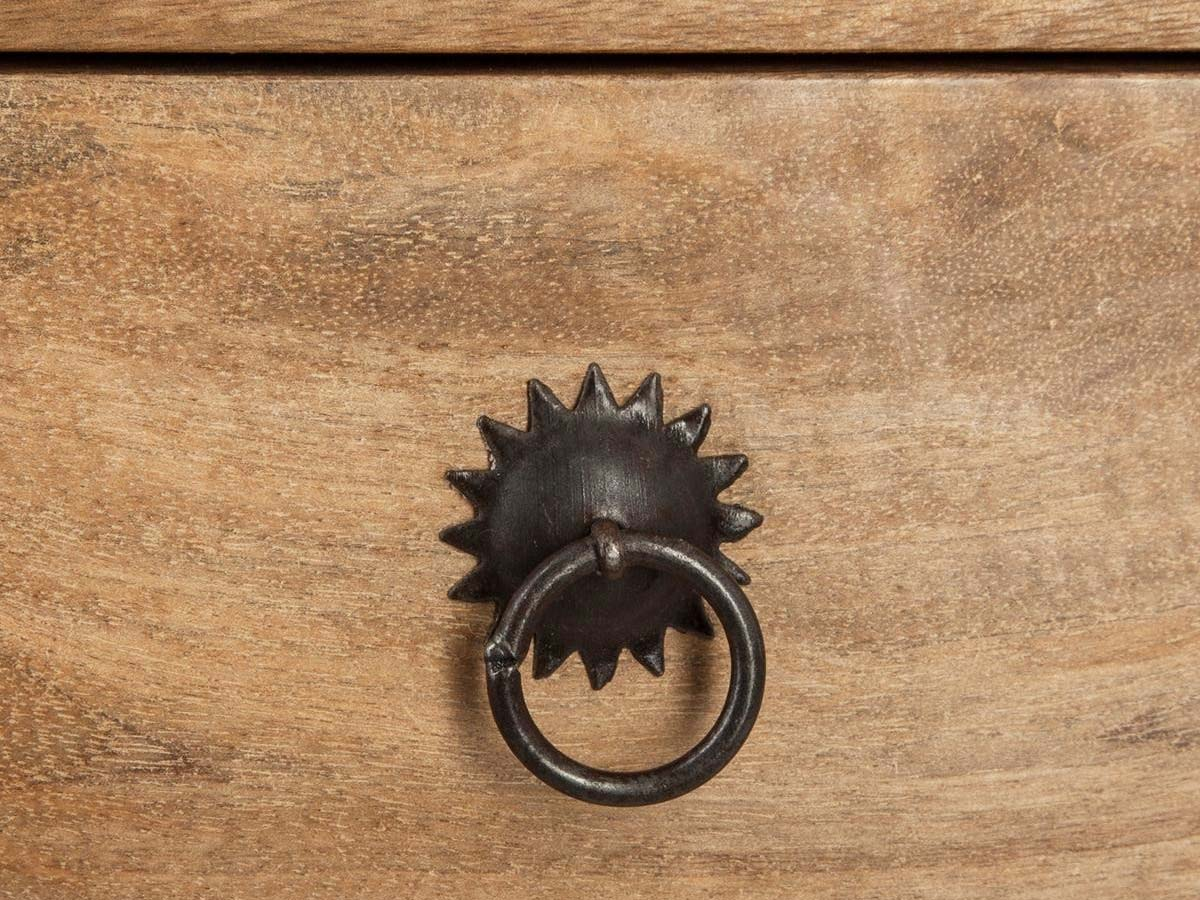 Console 2 tiroirs Ajmal Intérieur Nomade