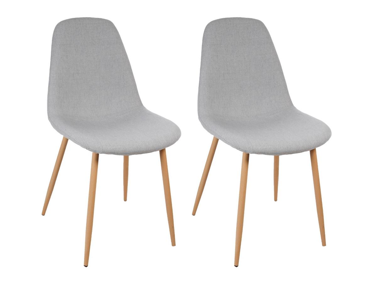 Lot de 2 chaises Roka \\Pastel Scandi\\\