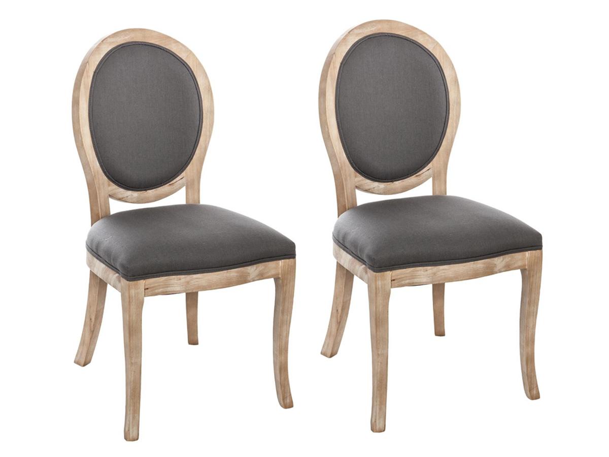 Lot de 2 chaises Cléon \\Mon Beau Manoir\\\