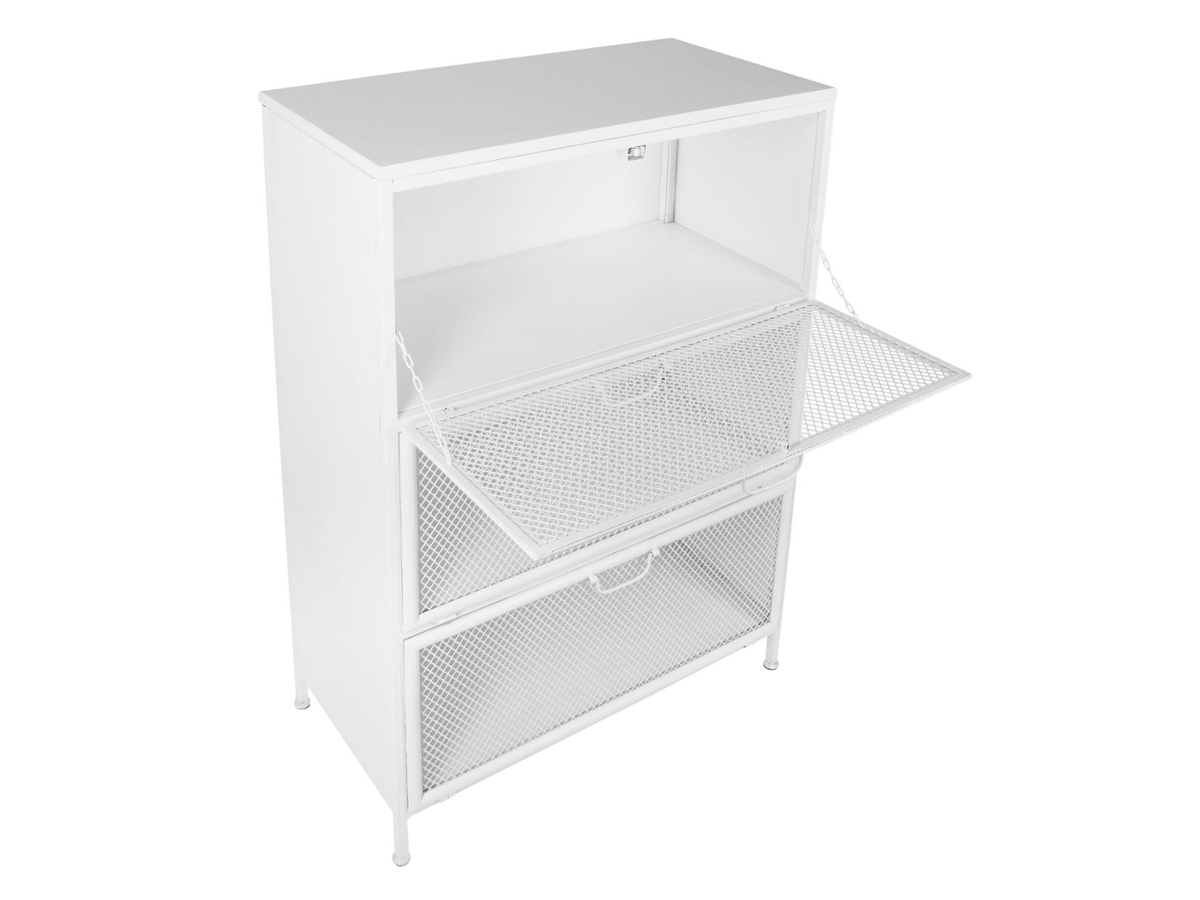 Commode Theron White Factory