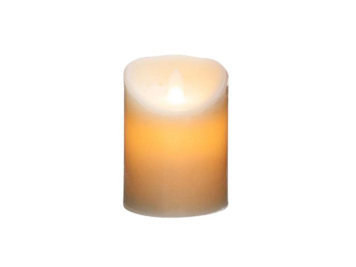 Bougies de Chandelier pour Mariage Longue Bougie LED /à Piles KOBWA LED Longue Bougies sans Flamme /Église D/écoration Festive F/ête danniversaire Noel