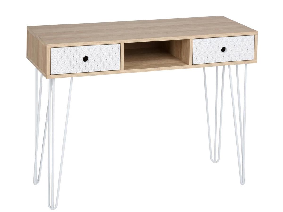 Console 2 tiroirs Effy \\Belle journée\\\