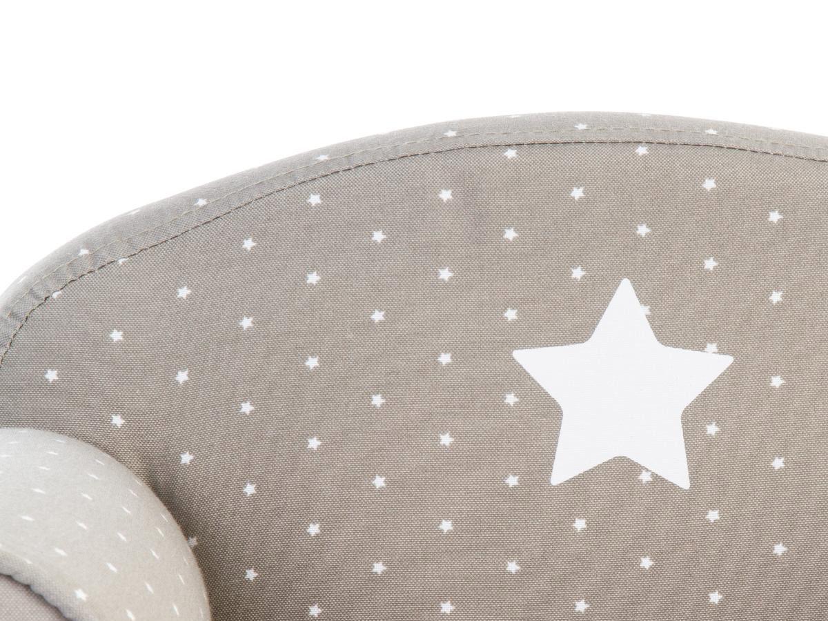 Fauteuil enfant étoile - Atmosphera