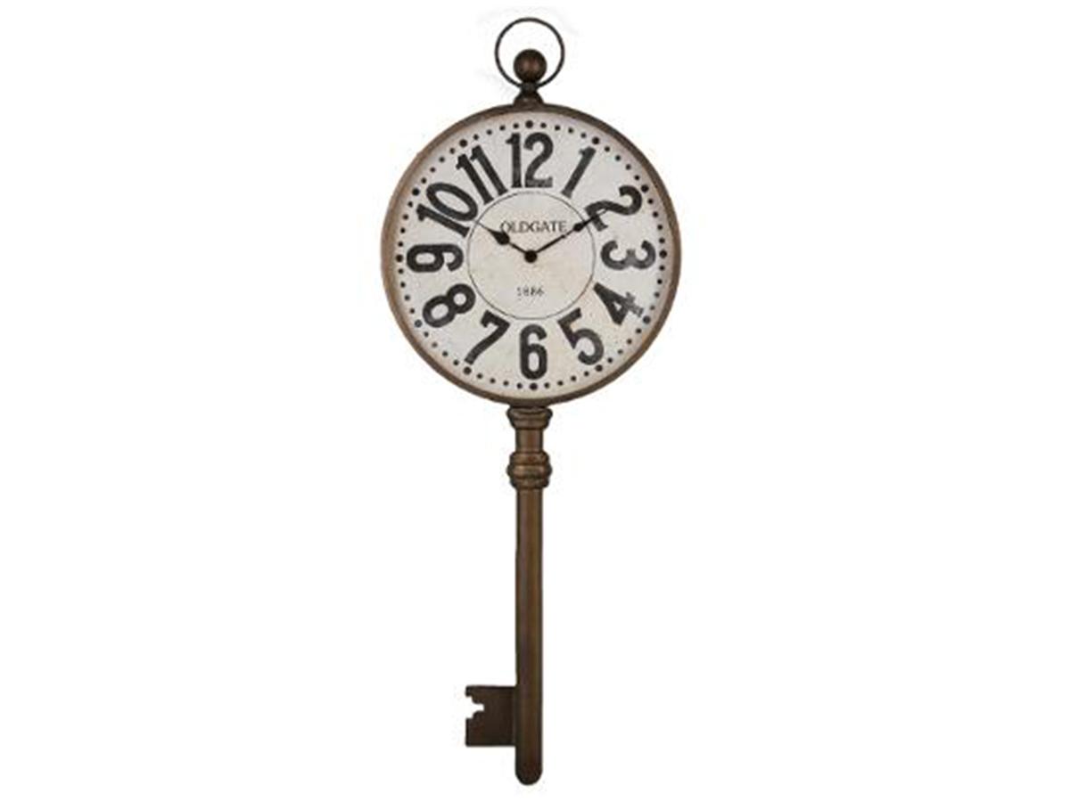 Horloge en métal Clef - Atmosphera