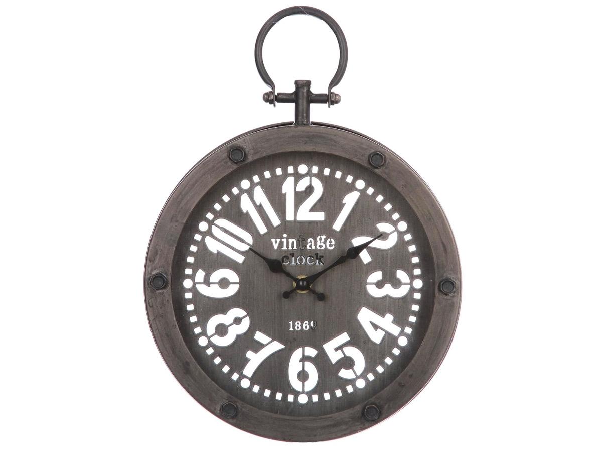 Horloge en métal à gousset \\Broc Edition\\\