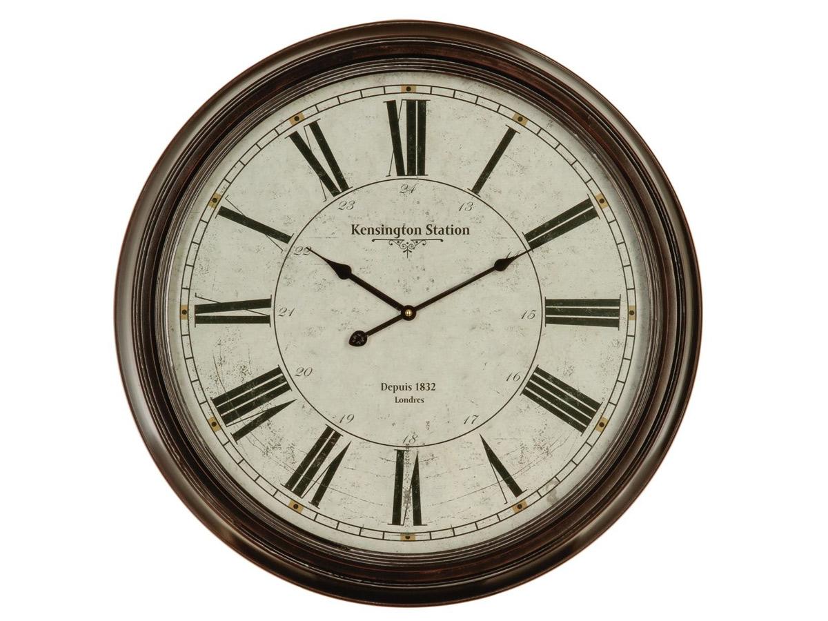 Horloge en métal London - Atmosphera