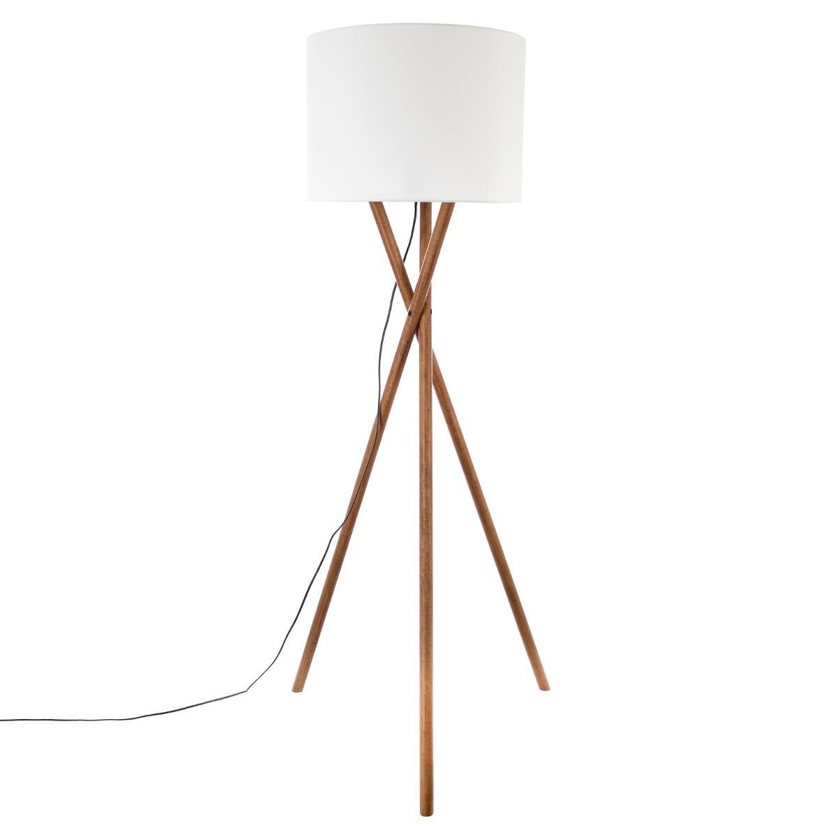 Lampe trépied entrecroisé - Atmosphera
