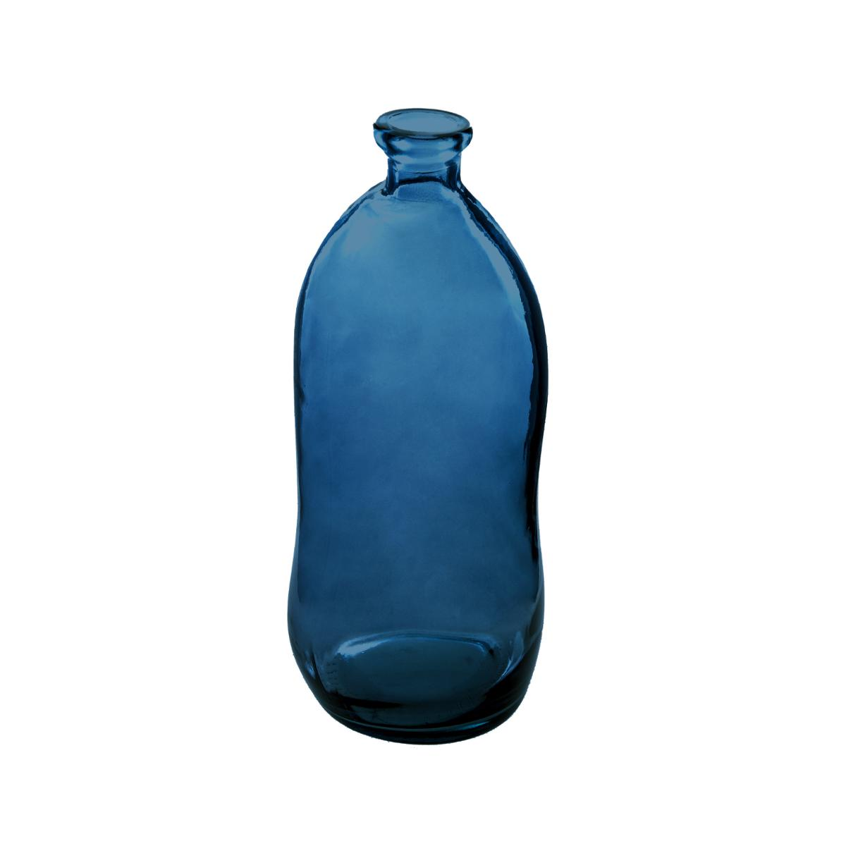 Vase bouteille verre recyclé H 51 - Atmosphera