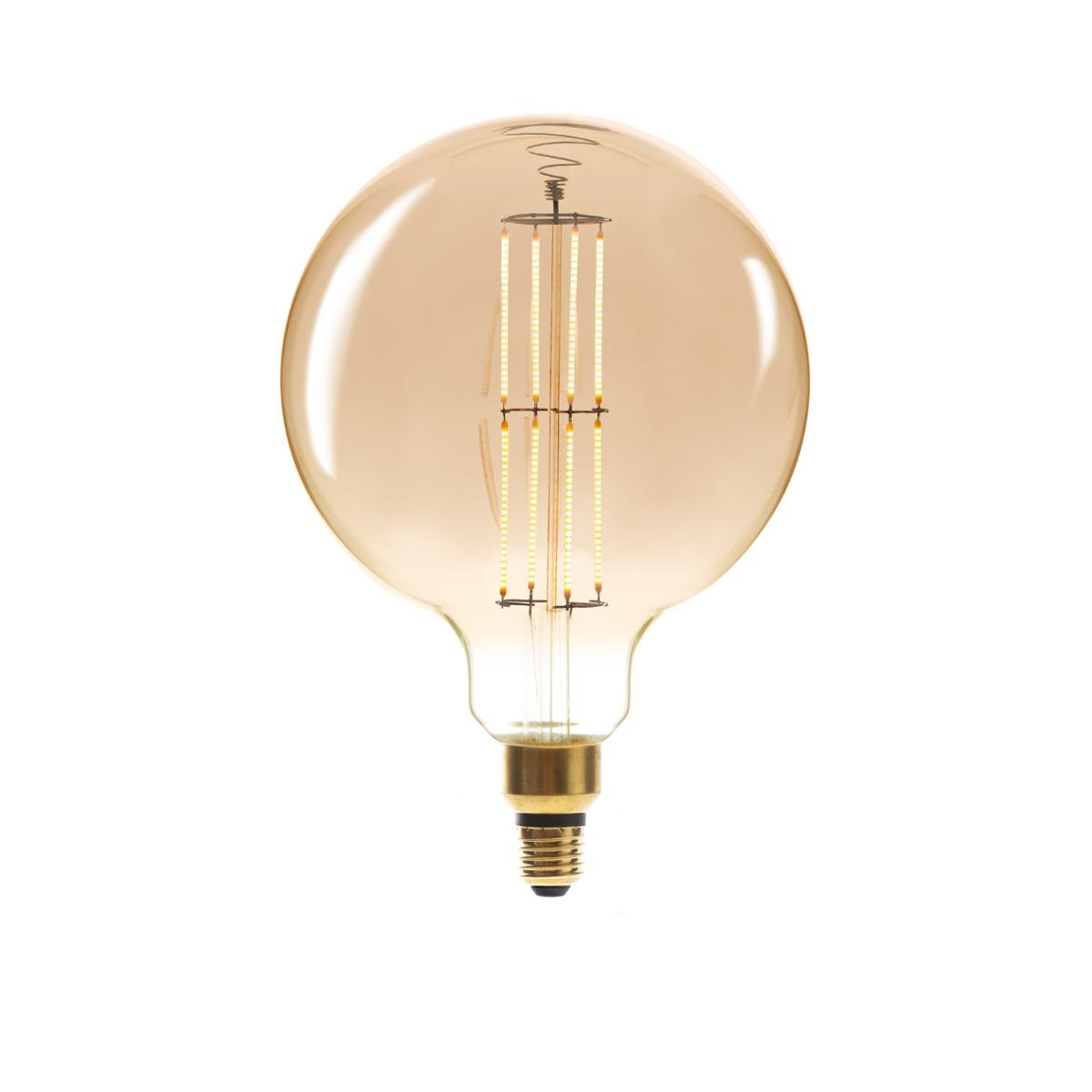 Ampoule LED Ambrée G200 6W