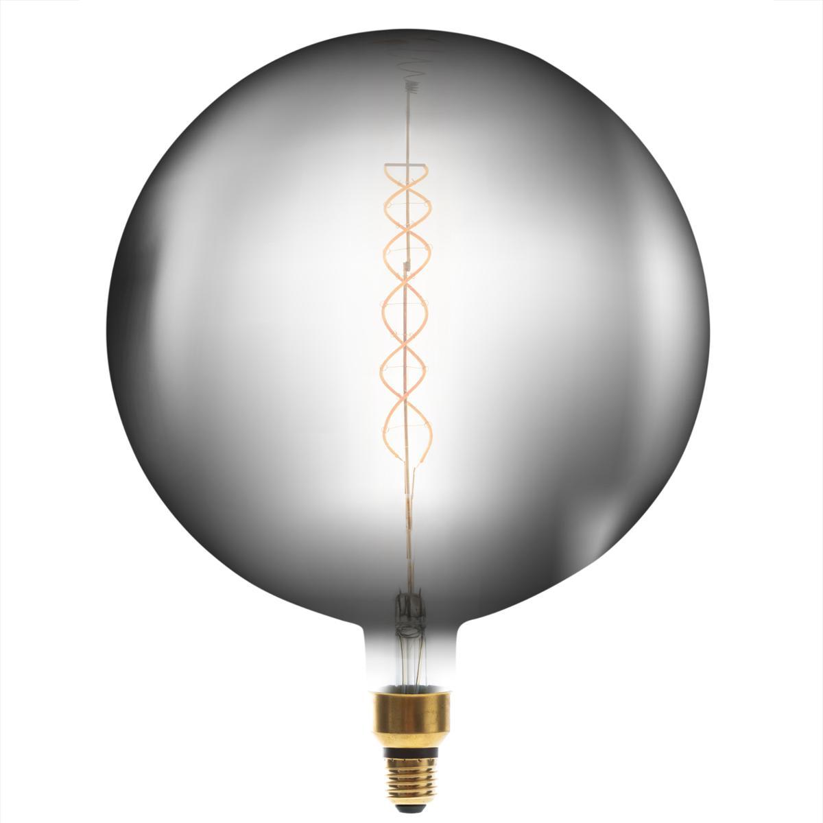Ampoule LED Torsad Fumée G300 6W