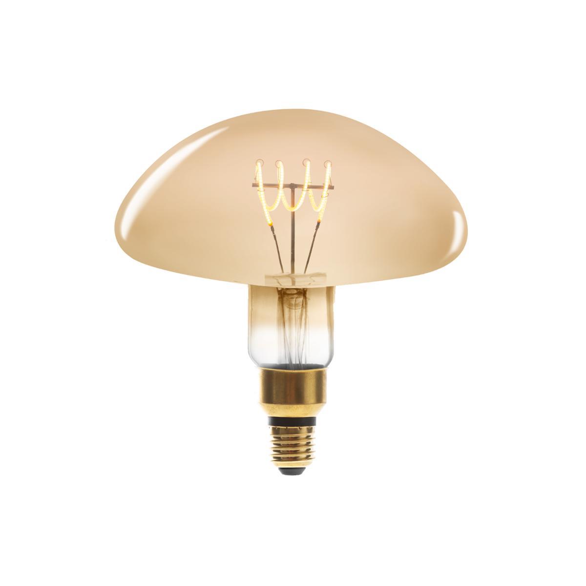 Ampoule LED Torsad Ambré MS200 4W