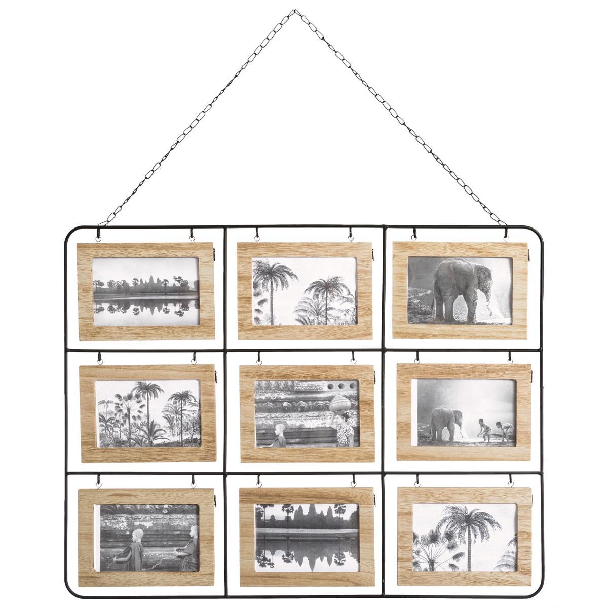 Pêle-mêle bois nomade - 18 photos