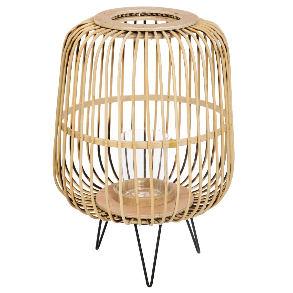 Lanterne Bambou Été - Atmosphera