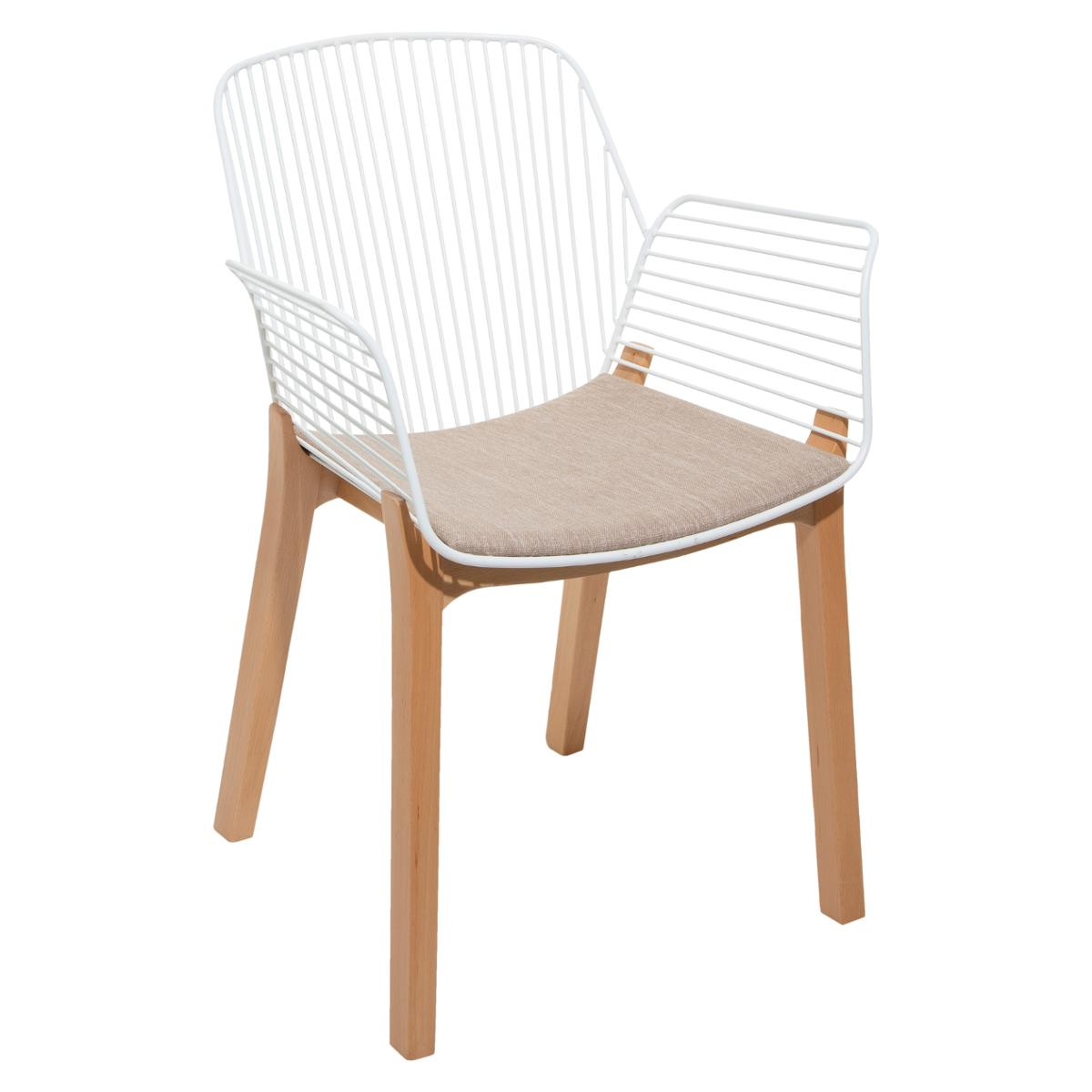 Fauteuil Fil Alby - Atmosphera