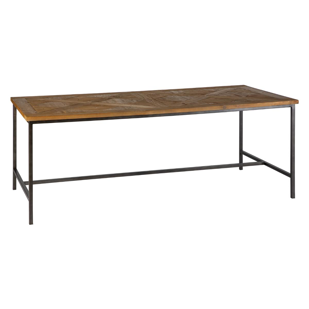 nos envies deco Table Diner 200 x 100 cm Corte - Atmosphera