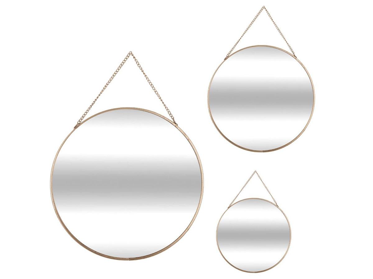 Super Cool Creations Cercle Miroir de Jardin/ /Lot de 10 10/cm