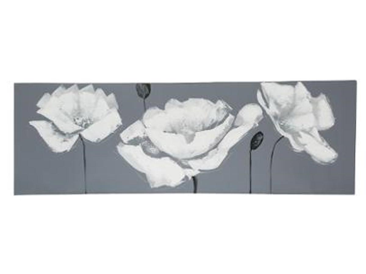 Tableau Coquelicot 50 x 150 cm - Atmosphera