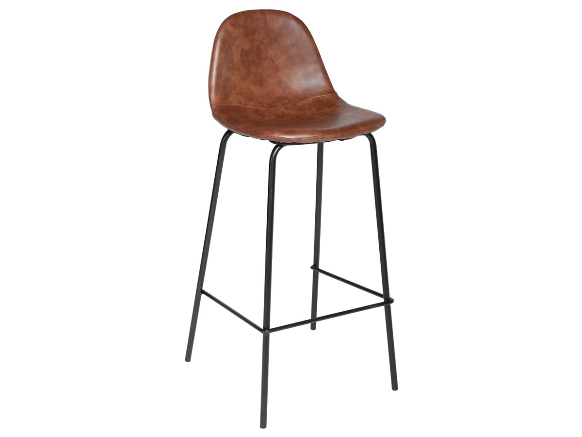 Lot de 2 tabourets de bar Vladi - Atmosphera