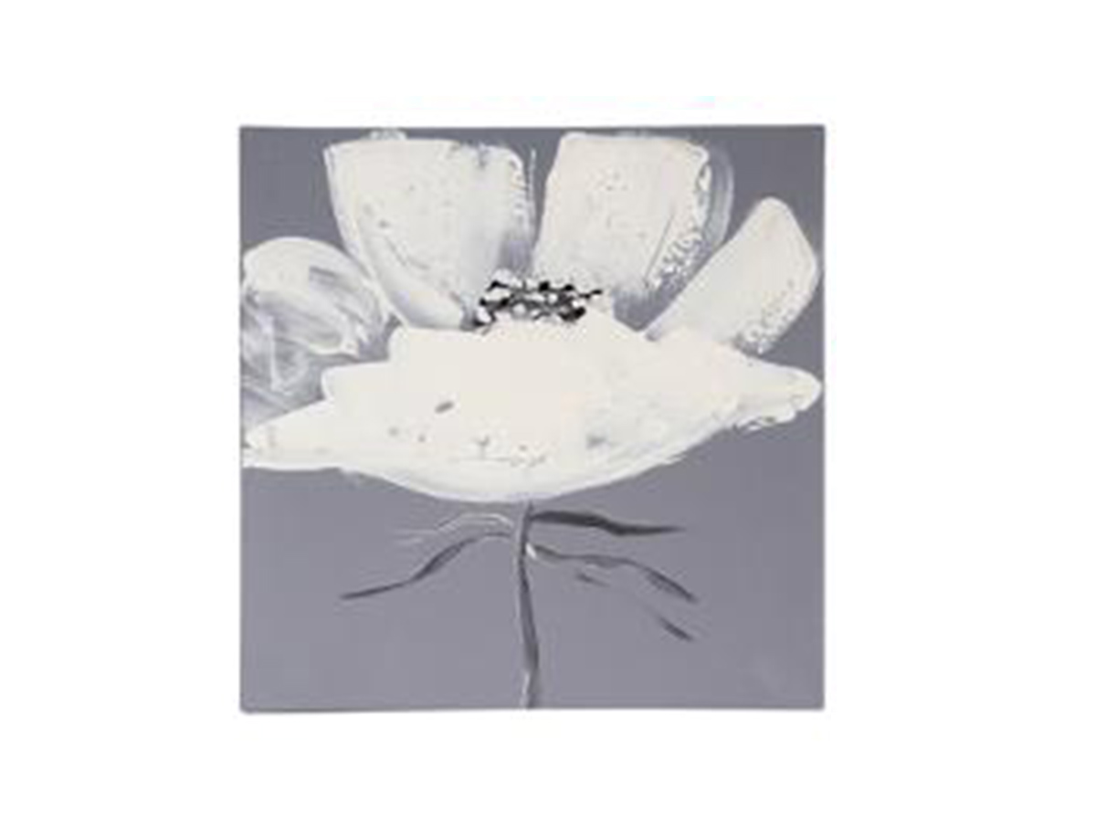 Tableau Coquelicot 28 x 28 cm - Atmosphera
