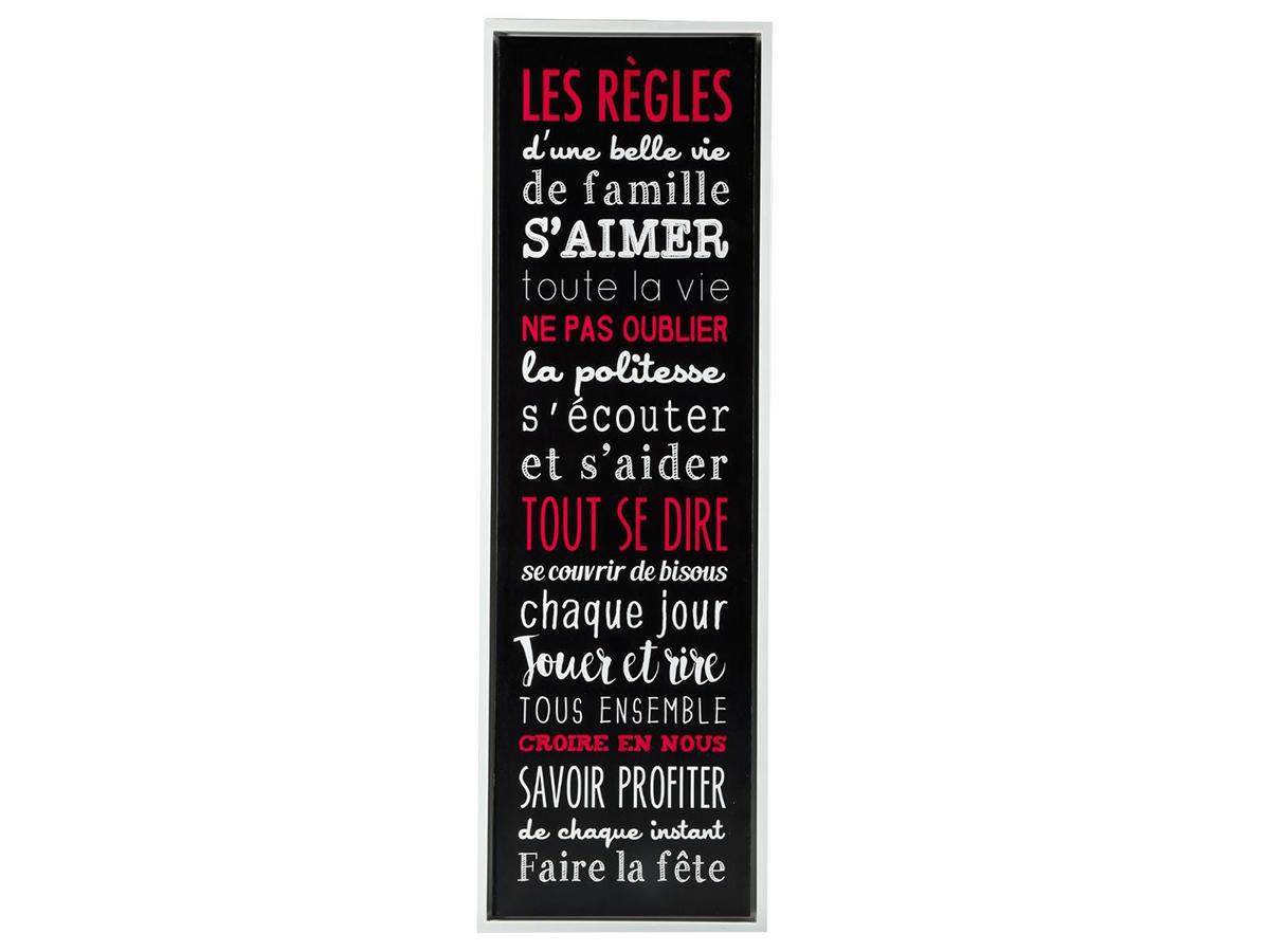 Tableau Les Règles \\Edena\\\