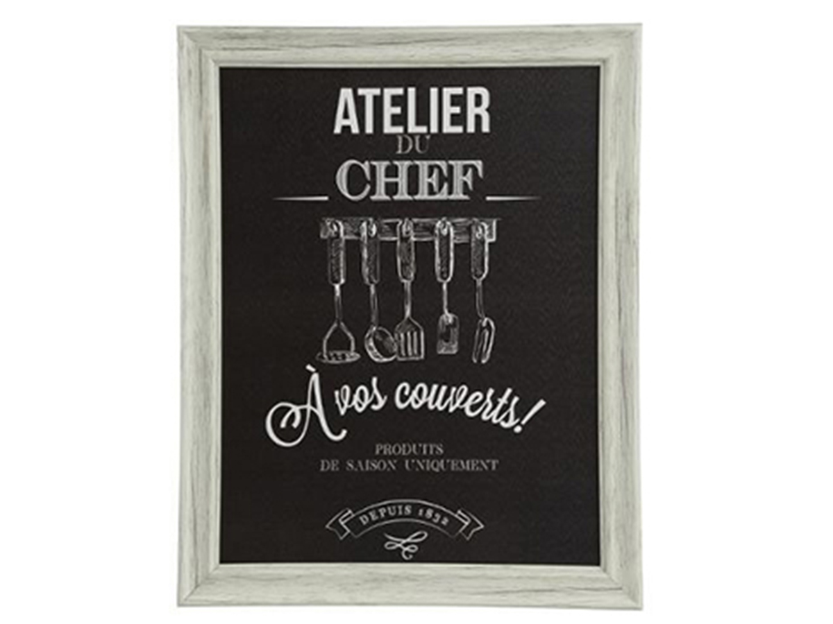 Tableau Chef \\Welcome Black\\\