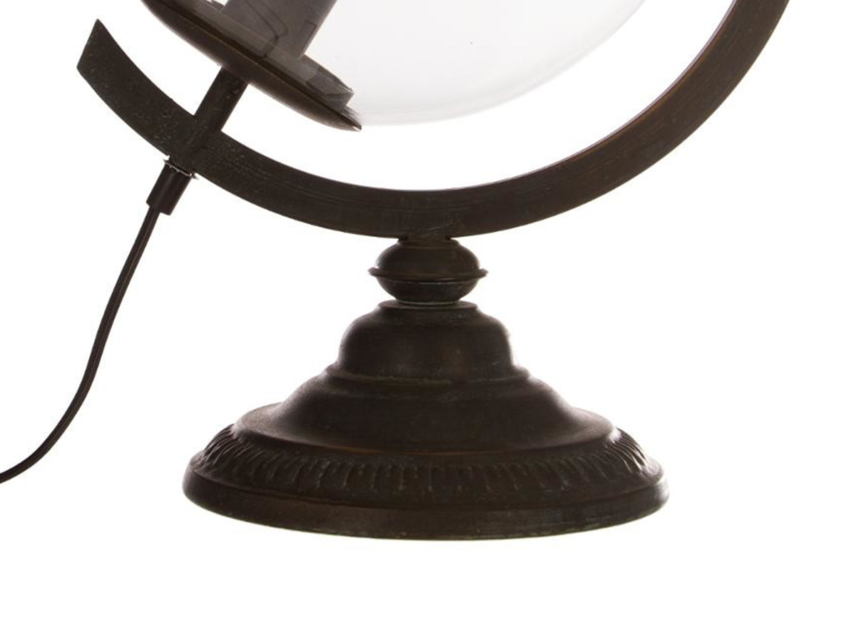 Lampe à poser Globe Broc Edition