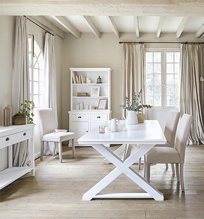 Style romantique : Du mobilier de charme pour décorer tout ...