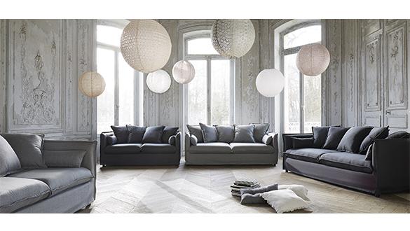 Mobilier des canap s design pour votre salon prix tout doux - Combien de lumens pour un salon ...