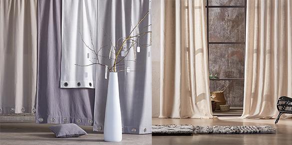 Beaux rideaux categorie rideau de decoration interieur for Rideau decoration interieur