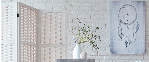 paravent dcoratif intrieur fabulous perfect panneau en bois laqu paravent en bois paravents. Black Bedroom Furniture Sets. Home Design Ideas