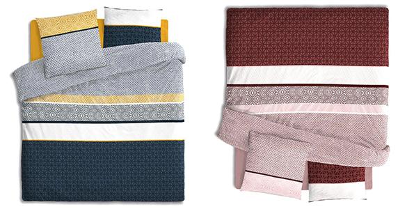 parure de lit parure de lit ethnique atmosphera. Black Bedroom Furniture Sets. Home Design Ideas