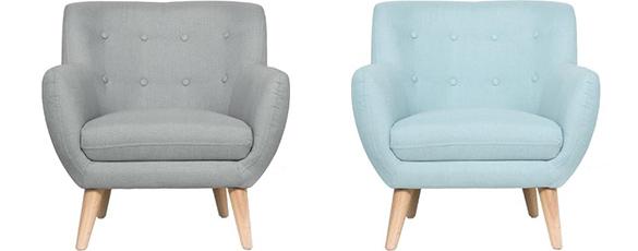 fauteuil fauteuil vald belle journ e atmosphera. Black Bedroom Furniture Sets. Home Design Ideas