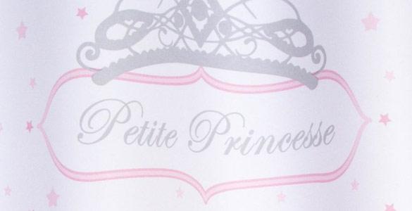 Rideau / Voilage enfant - Rideau Princesse 140 x 260 cm - Atmosphera ...