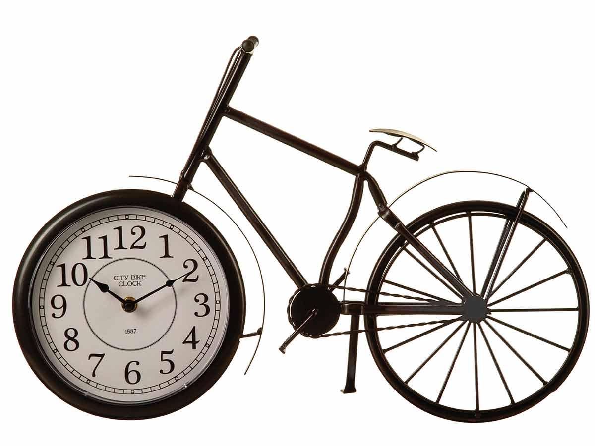 Horloge vélo à poser - \\Esprit Récup\\\