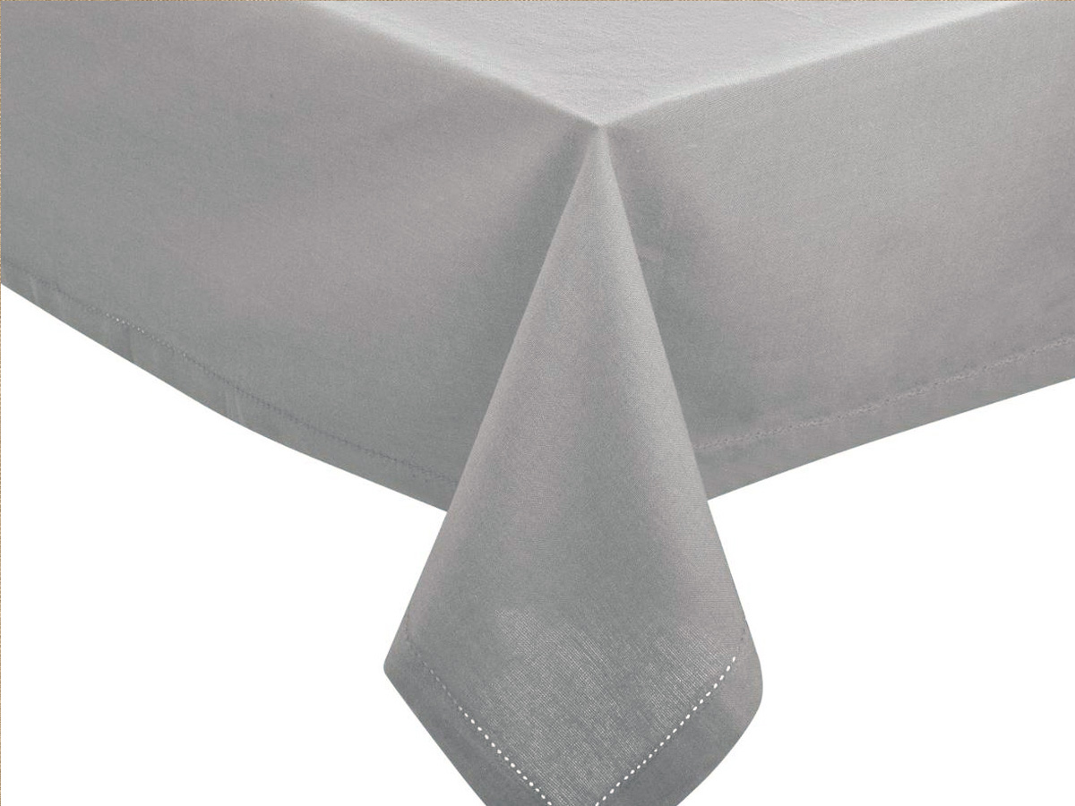 Nappe en coton 140 x 240 cm Chambray - Atmosphera