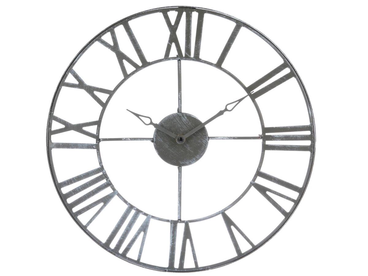 Horloge en métal \\Edena\\\